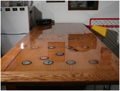 Merveilleux Epoxy Table Top Resin (Part 2) Installation